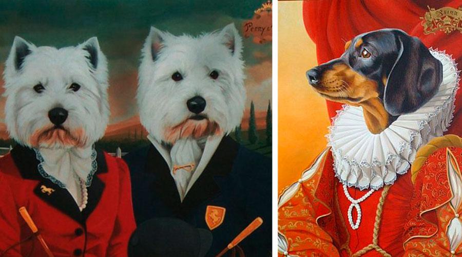 Собаки-аристократы