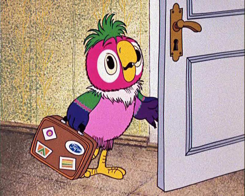 попугай кеша с чемоданом картинки слезами