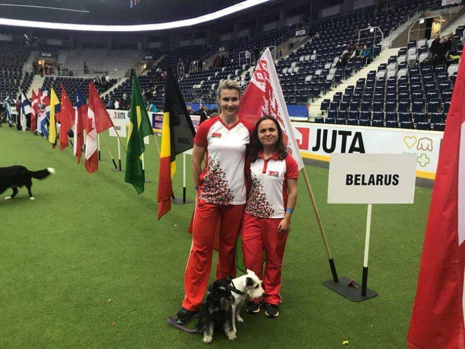 Белорусы на Чемпионате мира по аджилити