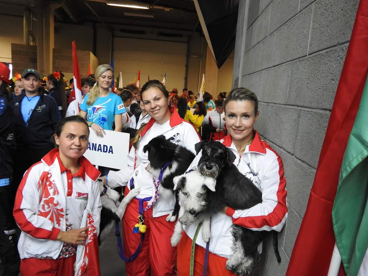 Белорусы на Чемпионате мира по аджилити: как это было