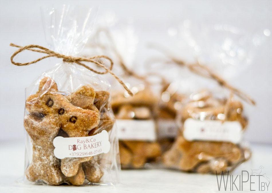 Печенье для собак