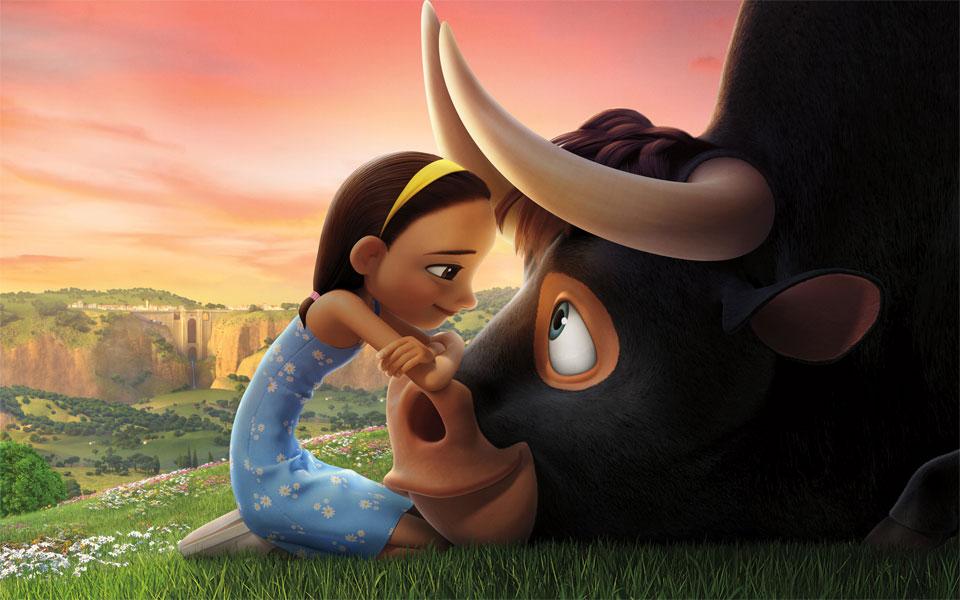 Премьера: Фердинанд— создан для борьбы, рожден для любви.