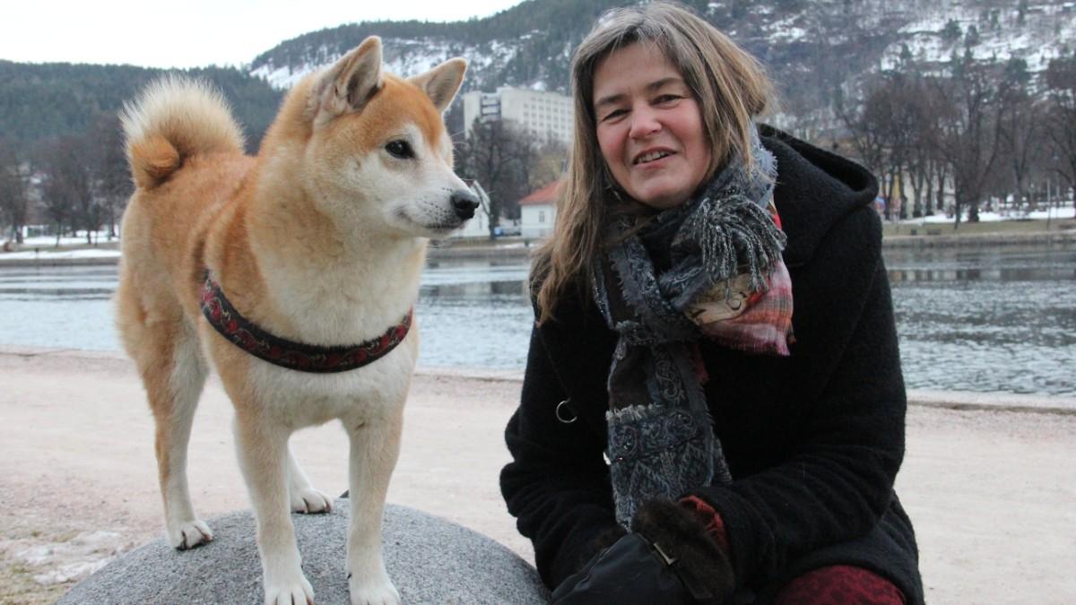 Курс обучения норвежского кинолога Аnne Lill Kvam