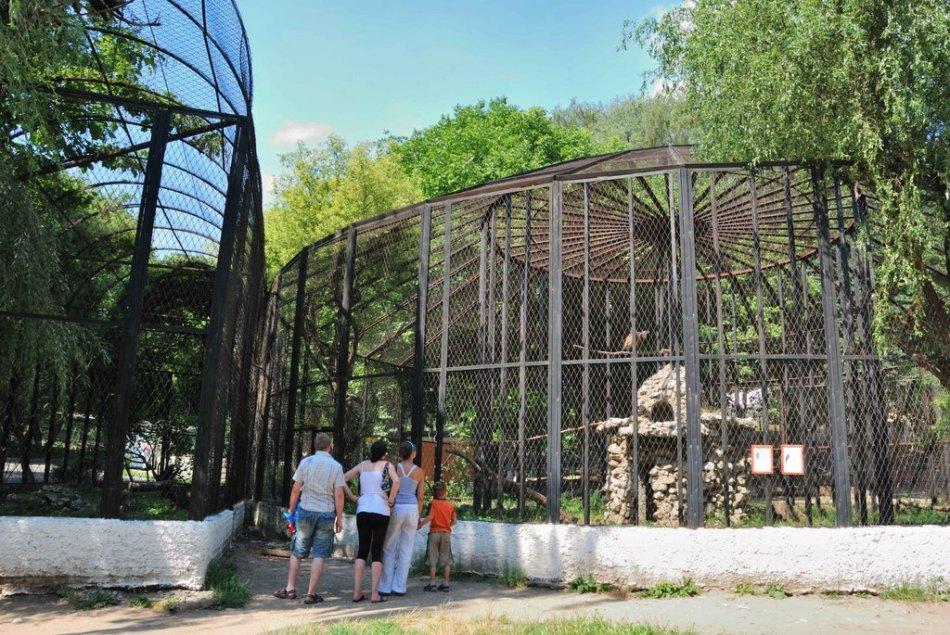 Зоопарк в Кишиневе
