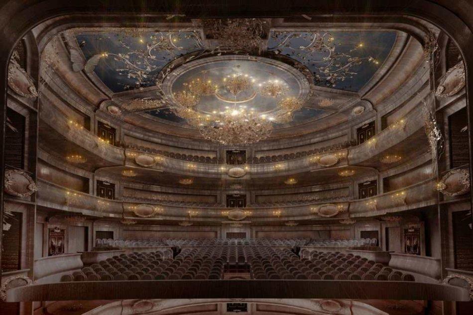 театр, постановки, концерты, спектакли