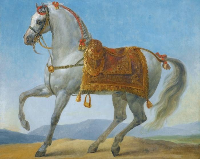 Маренго любимый конь Наполеона