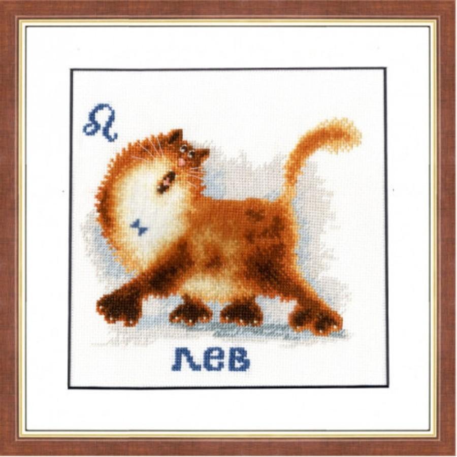 Кошка-Лев фото