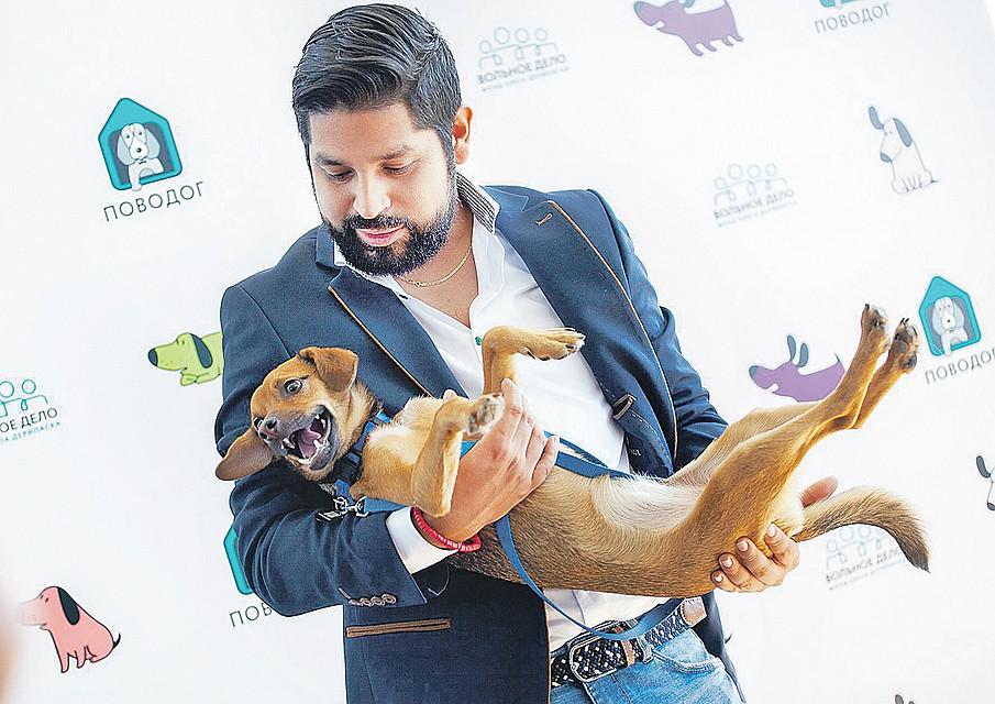 Рикардо Лазо из Перу и собака Бусинка фото