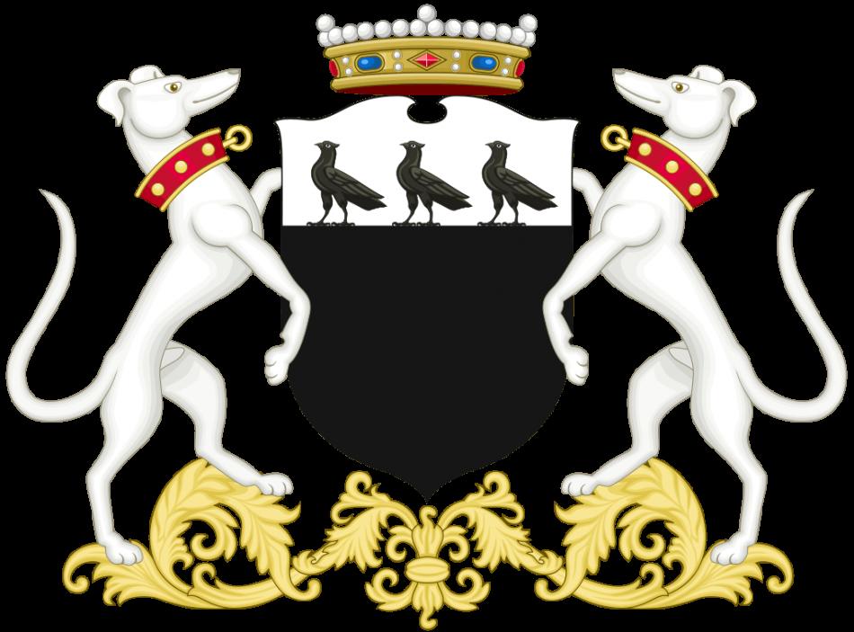 Собаки на гербе фото