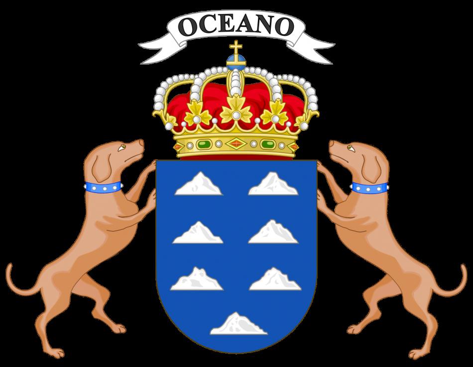 Собаки щитодержатели на гербе фото
