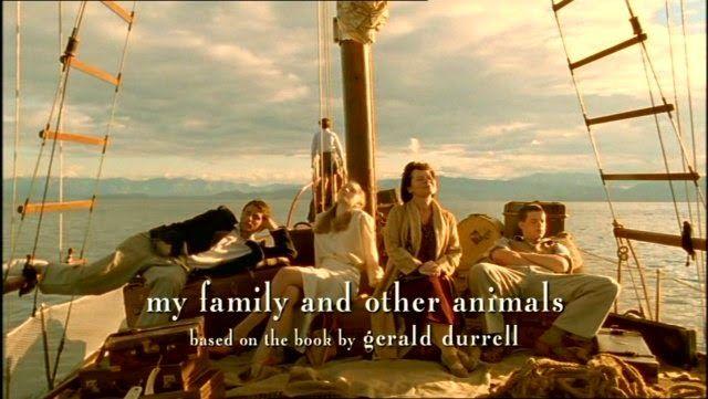 Кадр из сериала Моя семья и другие звери 2005 фото